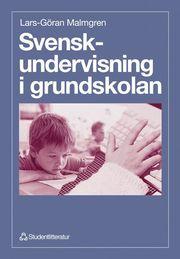 Svenskundervisning i grundskolan