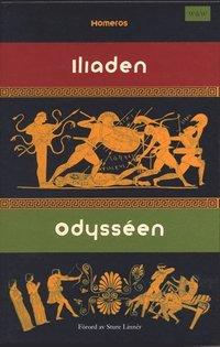 Iliaden & Odysséen (kartonnage)
