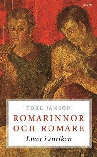 Romarinnor och romare (inbunden)