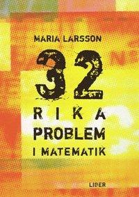 32 Rika problem i matematik (häftad)