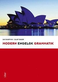 Modern engelsk grammatik (inbunden)