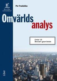 Omv�rldsanalys ()