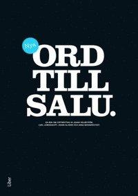 Nya ord till salu - En bok om copywriting (pocket)