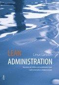 Lean Administration (inbunden)