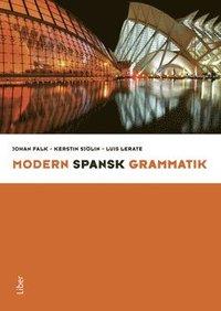 Modern spansk grammatik (kartonnage)