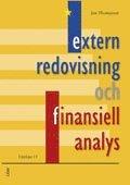 Extern redovisning och finansiell analys (h�ftad)