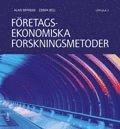 F�retagsekonomiska forskningsmetoder (h�ftad)
