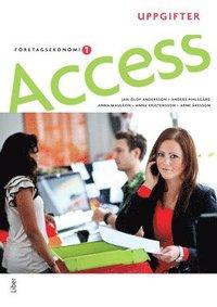 Access F�retagsekonomi 1, Uppgiftsbok med cd (h�ftad)