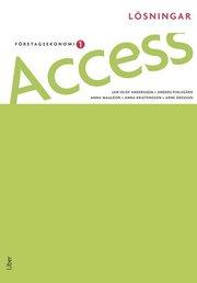 Access 1 Lösningar