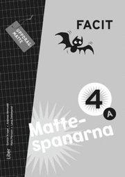 Mattespanarna 4A Facit
