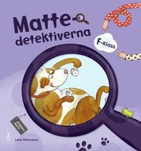 Mattedetektiverna F�rskoleklassboken (h�ftad)