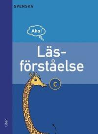 Aha Svenska-L�sf�rst�else C (h�ftad)