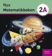 Nya Matematikboken 2 A Grundbok
