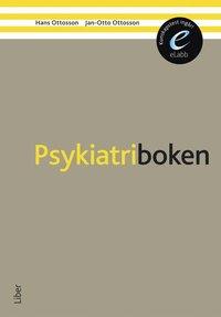 Psykiatriboken bok med eLabb (inbunden)