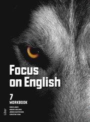 Focus on English 7 workbook