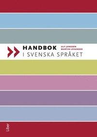 Handbok i svenska spr�ket (inbunden)