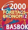 E2000 Classic F�retagsekonomi 2 Basbok (h�ftad)