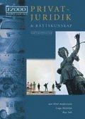 J2000 Privatjuridik och r�ttskunskap Fakta och uppgifter (h�ftad)