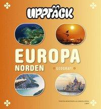 Uppt�ck Europa Geografi Grundbok (inbunden)