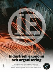 Industriell ekonomi och organisering bok med eLabb