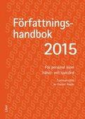 F�rfattningshandbok 2015