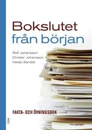 Bokslutet från början : fakta- och övningsbok