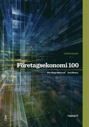 Företagsekonomi 100 Lösningar