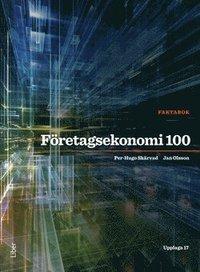 F�retagsekonomi 100 Faktabok (h�ftad)