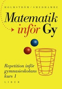 Matematik inf�r Gy (h�ftad)