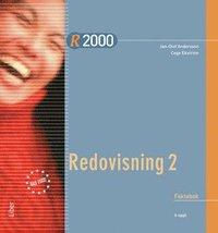 R2000 Redovisning 2 redovisning och beskattning Faktabok (h�ftad)