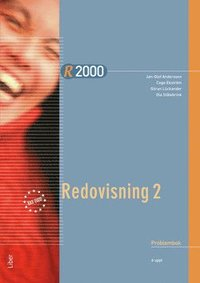 R2000 Redovisning 2/Redovisning och beskattning Problembok (h�ftad)