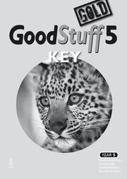 Good Stuff GOLD 5 Key