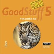 Good Stuff GOLD 5 Teacher's CD 1-4