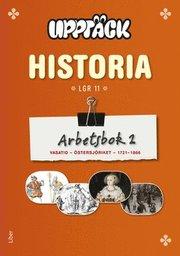 Upptäck Historia Arbetsbok 2