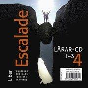 Escalade 4 Lärar-cd 1-3