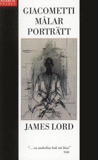 Giacometti m�lar portr�tt (pocket)