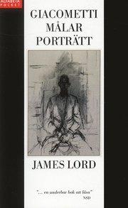 Giacometti målar porträtt