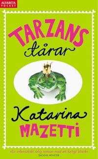 Tarzans t�rar (pocket)