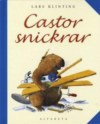 Castor snickrar (kartonnage)