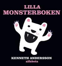 Lilla Monsterboken (kartonnage)