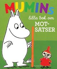 Mumins lilla bok om motsatser (kartonnage)