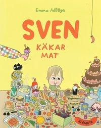 Sven k�kar mat (h�ftad)