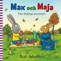 Max och Maja : det l�skiga monstret (inbunden)