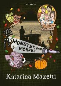 Kusinerna Karlsson : monster och m�rker (kartonnage)