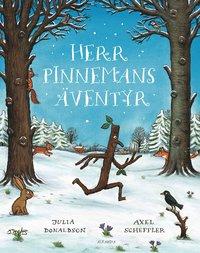 Herr Pinnemans �ventyr (inbunden)
