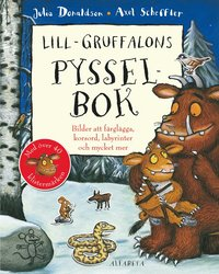 Lill-Gruffalons pysselbok (häftad)