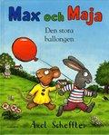 Max och Maja : den stora ballongen