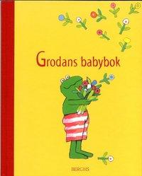 Grodans babybok (inbunden)