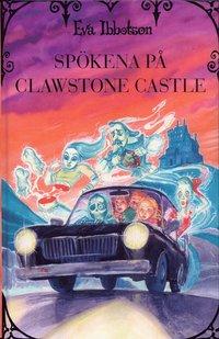 Sp�kena p� Clawstone Castle (inbunden)