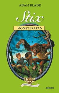 Stix - monsterapan (inbunden)